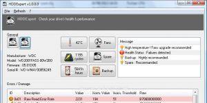 HDDExpert Ekran Görüntüsü