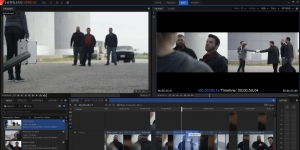 HitFilm Express Ekran Görüntüsü