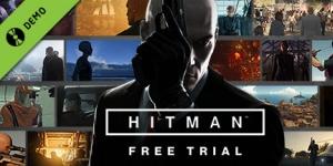 HITMAN Free Trial Ekran Görüntüsü