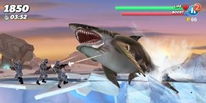Hungry Shark World PC (BlueStacks) Ekran Görüntüsü