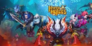 Hyper Heroes: Marble-Like RPG PC (BlueStacks) Ekran Görüntüsü