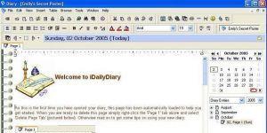 iDailyDiary Ekran Görüntüsü