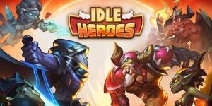 Idle Heroes PC (BlueStacks) Ekran Görüntüsü
