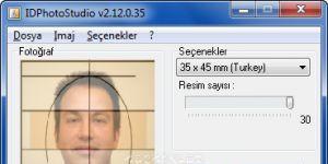 IDPhotoStudio Ekran Görüntüsü
