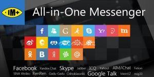 IM+ Instant Messenger Ekran Görüntüsü