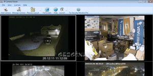 IP Camera Viewer Ekran Görüntüsü