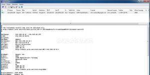 IPNetInfo Ekran Görüntüsü