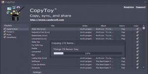 CopyToy Ekran Görüntüsü