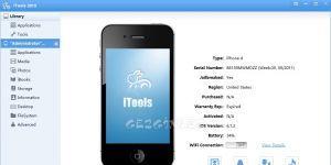 iTools Ekran Görüntüsü