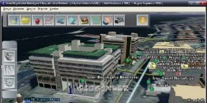 İzmir 3 Boyutlu Kent Rehberi Ekran Görüntüsü