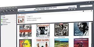 J.River Media Jukebox Ekran Görüntüsü