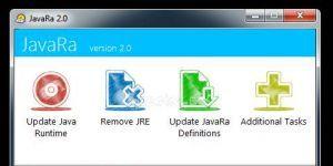 JavaRa Ekran Görüntüsü