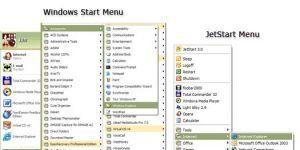 JetStart Ekran Görüntüsü