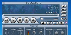 KaraFun Player Ekran Görüntüsü