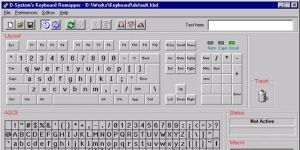 Keyboard Remapper Ekran Görüntüsü