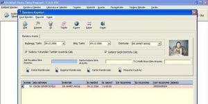KlinikSoft Hasta Takip Programı Ekran Görüntüsü