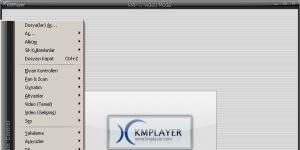 KMPlayer Ekran Görüntüsü