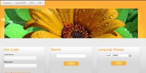 KTG 1.5.1 İçerik Yönetim Sistemi Ekran Görüntüsü