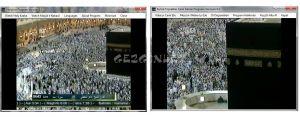 Kutsal Toprakları Canlı İzleme Programı Ekran Görüntüsü