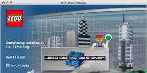 LEGO Digital Designer Ekran Görüntüsü