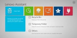 Lenovo Smart Assistant Ekran Görüntüsü
