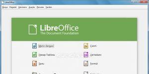 LibreOffice Ekran G�r�nt�s�