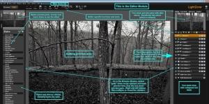 LightZone Ekran Görüntüsü