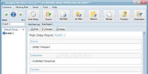 LimagitoX File Mover Lite Ekran Görüntüsü