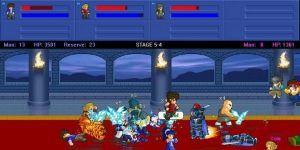 Little Fighter 2 Ekran Görüntüsü