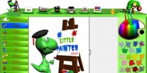 Little Painter Ekran Görüntüsü