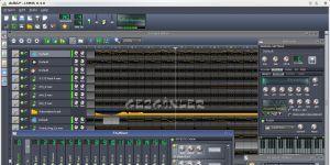 LMMS (Linux MultiMedia Studio) Ekran Görüntüsü