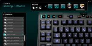 Logitech Gaming Software Ekran Görüntüsü