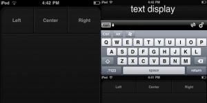 Logitech Touch Mouse Server Ekran Görüntüsü