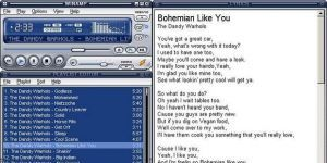 Lyrics Plugin (Media Player i�in) Ekran G�r�nt�s�