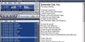 Lyrics Plugin (Media Player için) Ekran Görüntüsü