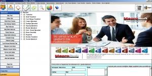 MacBus Ticari Muhasebe Programı Ekran Görüntüsü