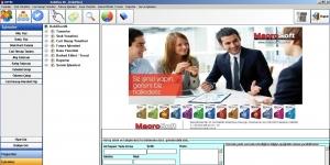 MacroSoft KobiFlex Ekran Görüntüsü