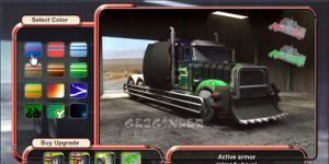 Mad Truckers Ekran Görüntüsü