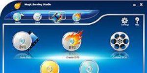Magic Burning Studio Ekran Görüntüsü