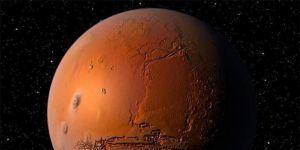 Mars Screensaver Ekran Görüntüsü