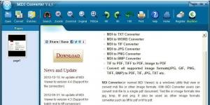 MDI Viewer Ekran Görüntüsü