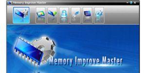 Memory Improve Master Free Ekran Görüntüsü