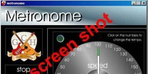 Metronome Ekran Görüntüsü