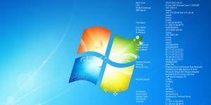 Microsoft BGInfo Ekran Görüntüsü