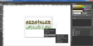 Microsoft Expression Graphic Designer 4 Ekran Görüntüsü