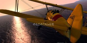 Microsoft Flight Ekran G�r�nt�s�