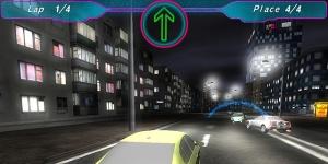 Midnight Racing Ekran Görüntüsü