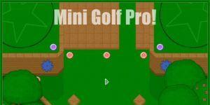 Mini Golf Pro Ekran Görüntüsü