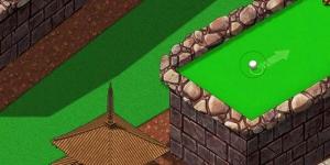 Mini Golf Simulator Ekran Görüntüsü