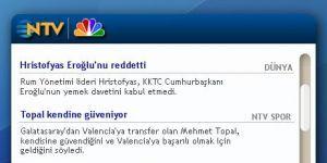 Mini NTV Ekran Görüntüsü